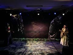 2020年11月、横内謙介氏の名作/ジプシー・ 千の輪の切り株の上の物語 @studio applause公演。