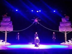 2020年12月、座・高円寺2/weekday公演・横内謙介氏の名作・ジプシー〜千の輪の切り株の上の物語 〜。ベテランから若手までキャストオーディション開催。チケットノルマはございません。
