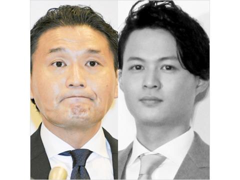 花田優一・貴乃花親子で暴露合戦⁉ドロ沼親子論争へ