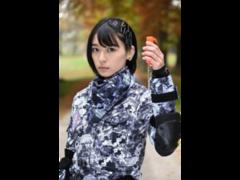 鳴海唯が仮面ライダーシリーズ「ゼロワン Others 仮面ライダー滅亡迅雷」に兵士型ヒューマギア・ソルド20役で出演決定