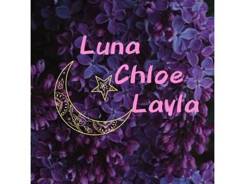 「大阪発」Luna Chloe Laylaメンバー募集!