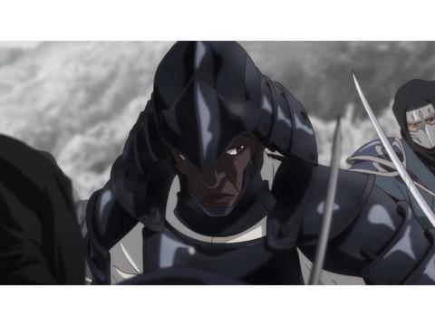 2021年4月29日から、Netflixで配信が開始したアニメ『Yasuke -ヤスケ-』。