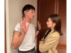 北川景子に怒られたい?主演の2人が「リコカツ」でのオフショット公開
