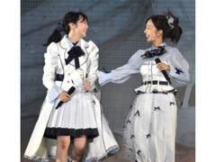 元AKB48の板野友美が妊娠発表後、峯岸の卒業コンサートに登場