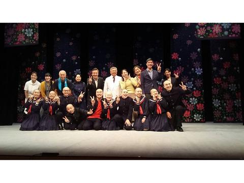 舞台「友情~秋桜のバラード~」キャスト追加募集