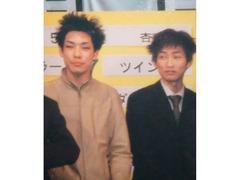 ノンスタ石田、麒麟川島との21年前のツーショット公開