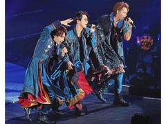 KAT-TUNが15周年ツアー