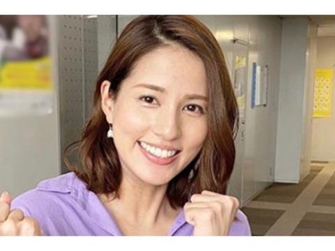 永島優美アナ昔と変わらない母校の制服姿を公開