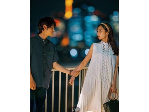 宇垣美里さん 女性誌で年下イケメン俳優 神尾楓珠さんと「夏デート」