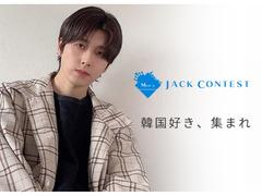 Jack contest men's in 新大久保 ~Mr ナムオル~