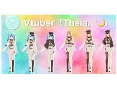 e-SportsアイドルVtuber「Theia<テイア>」女性2名募集
