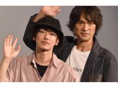 佐藤健と江口洋介が「るろうに剣心 最終章 The Beginning」の舞台挨拶へ、驚きエピソードも告白