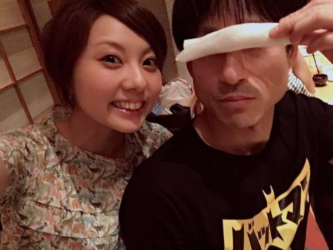 なだぎ武が舞台女優の渡邊安理と結婚「共演がきっかけ」高校や馴れ初めについて調べてみた