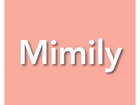 「Mimily」ルームウェアのイメージモデル募集!!