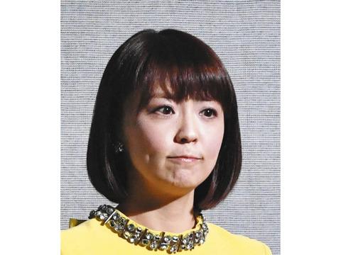 小林麻耶、事務所クビになり芸能界から追放「レギュラー番組もいきなり降板」