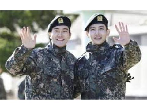 韓流「軍入隊延期の道」開かれ 大衆文化芸術分野の優秀者が対象 BTSも対象に!