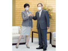 菅首相、小池都知事が会談へ GoTo東京除外が焦点に