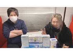 レペゼン地球がコレコレに謝罪し和解。大量のマスクとライバー会長の飯田のおかげか