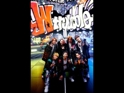 ジャニーズWESTのオンラインライブ5公演終幕「ジャニーズWEST LIVE TOUR 2020 W trouble」新曲披露