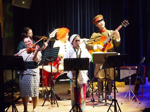 【楽器弾ける人歓迎】役者による唄・演奏が話題に!劇団内 楽団メンバー追加募集!!